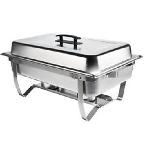 Chafer 7 Qt. w/ Sterno<br><br>Food Pan rented separately.
