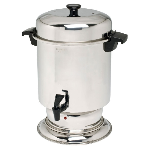 Coffee Urn<br><br>Available in 55 cup and 100 cup sizes!