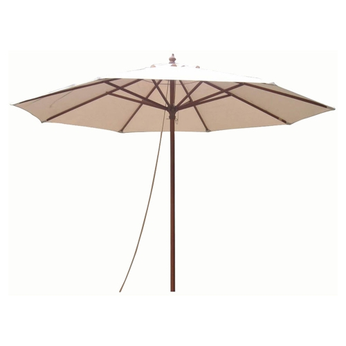 Market Umbrella<br><br>Market Umbrellas work well to provide shade during an outdoor cocktail hour, to cover a raw bar station, or place in the center of our umbrella tables to shade guest seating.