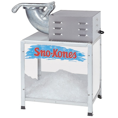 Snow Cone Machine<br><br>Supplies sold separately