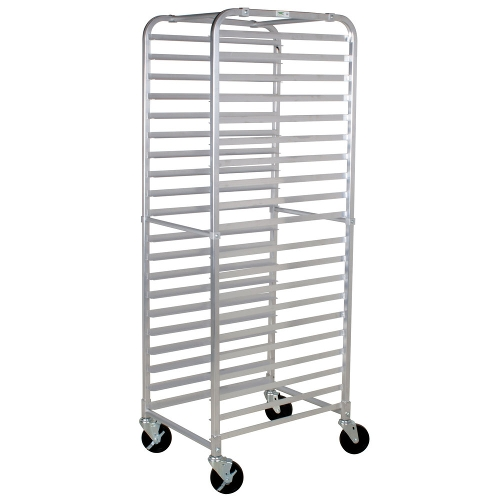 Sheet Pan Rack<br><br>20 tier 'Speed Rack'. Sheet pans (aka warming oven trays) are available (not included) and are approx. 17.5'x 25.5'