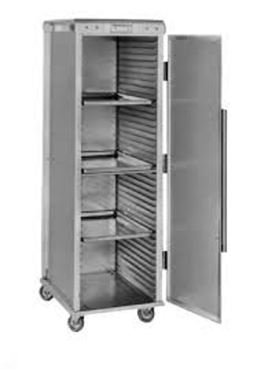 Warming Oven<br><br>Heated using *sterno burners*, included in rental cost! Warming oven trays are available (not included) and are approx. 17.5'x25.5'
